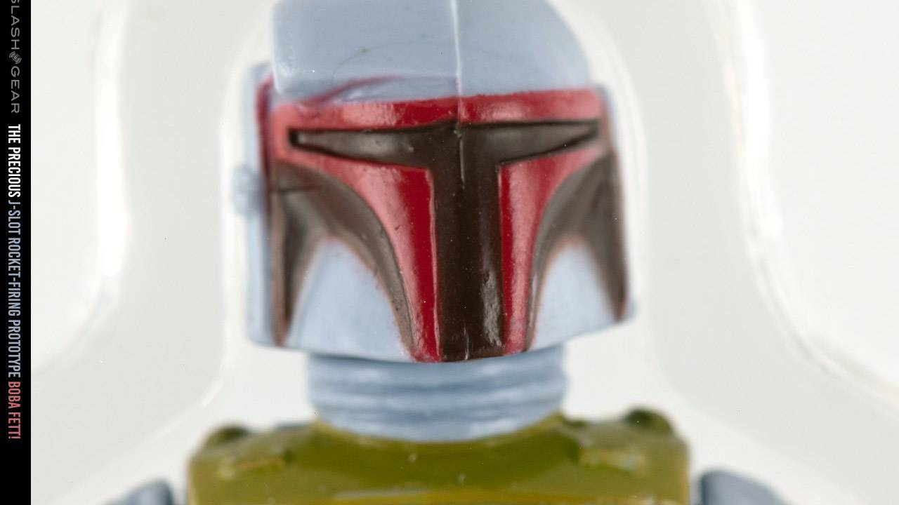 Prototype Star Wars action figure selling for over $130k