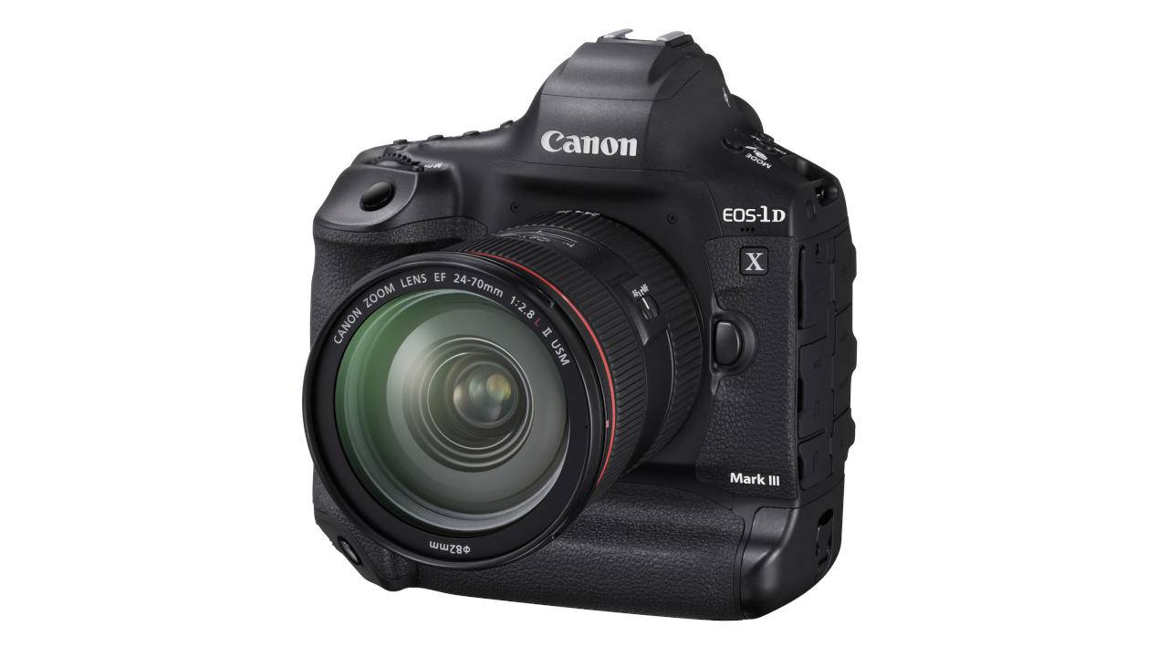 Canon EOS-1D X Mark III now in development with these new features