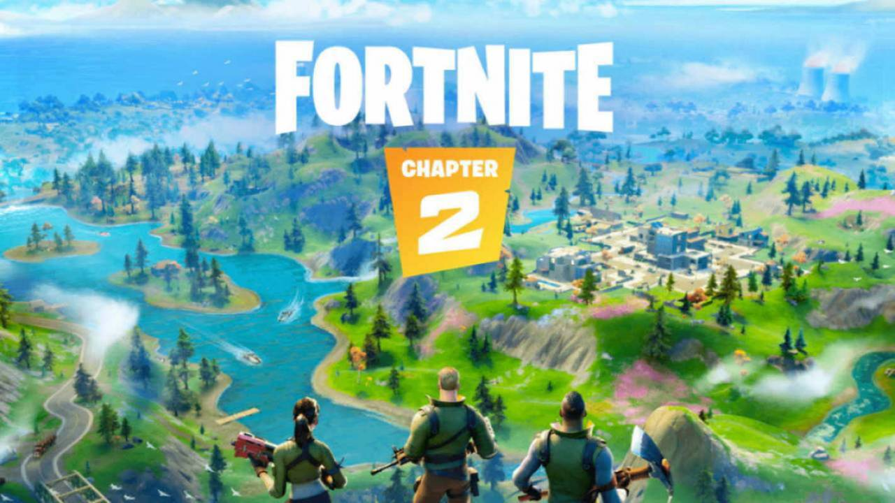 Epic Games Sues Playtester Over Alleged Fortnite Chapter 2