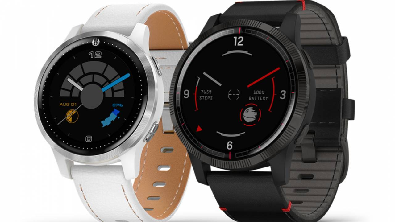 Garmin Legacy Saga Series smartwatches bring Darth Vader to your wrist