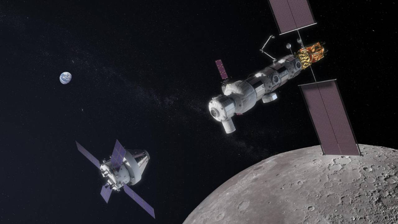 Japan joins NASA in mission to land humans on the Moon in 2024