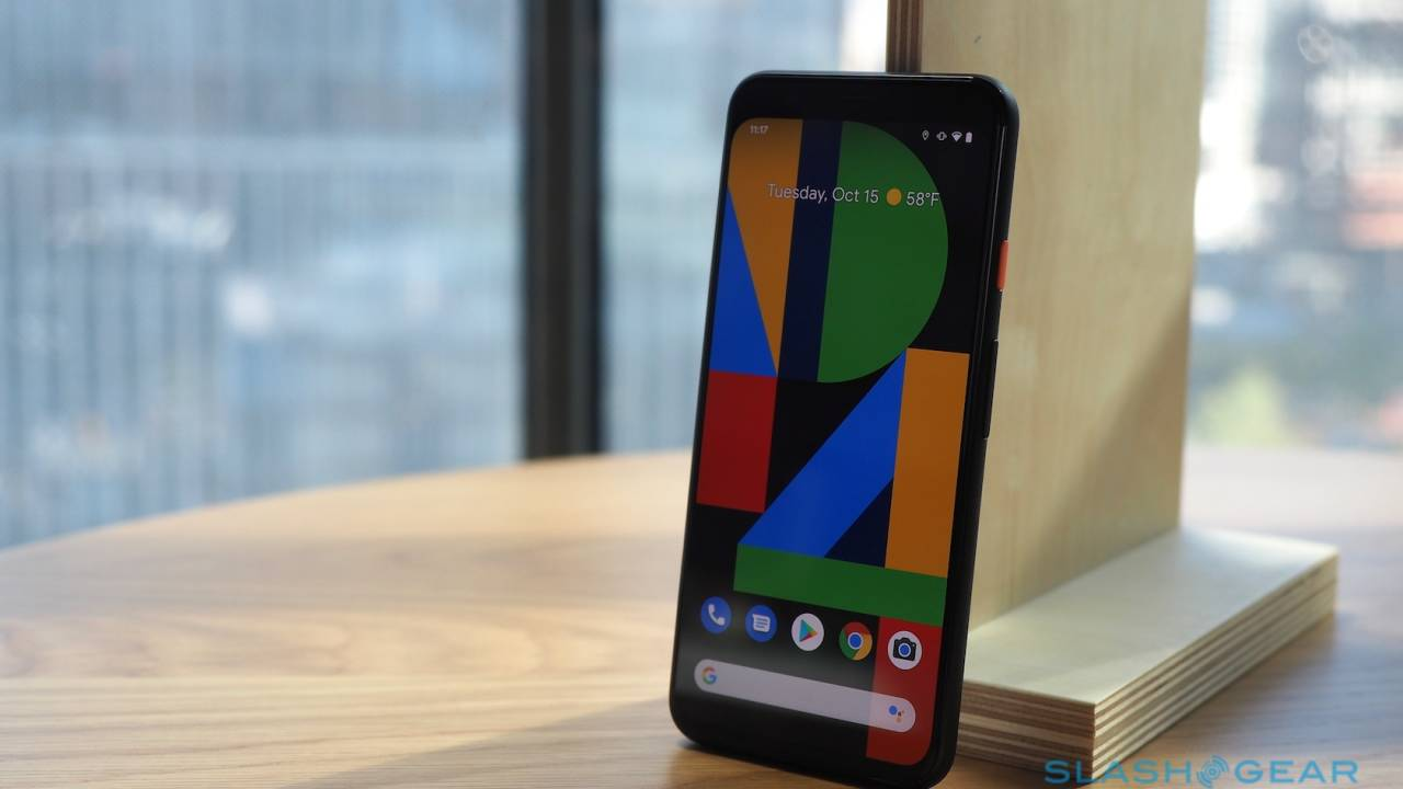 Pixel 4 hands-on: A better camera is just the start