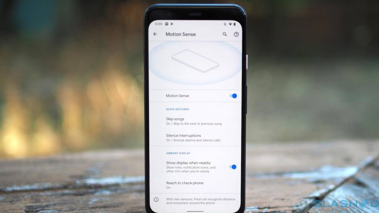 Pixel 4 Motion Sense gestures face another hurdle to adoption