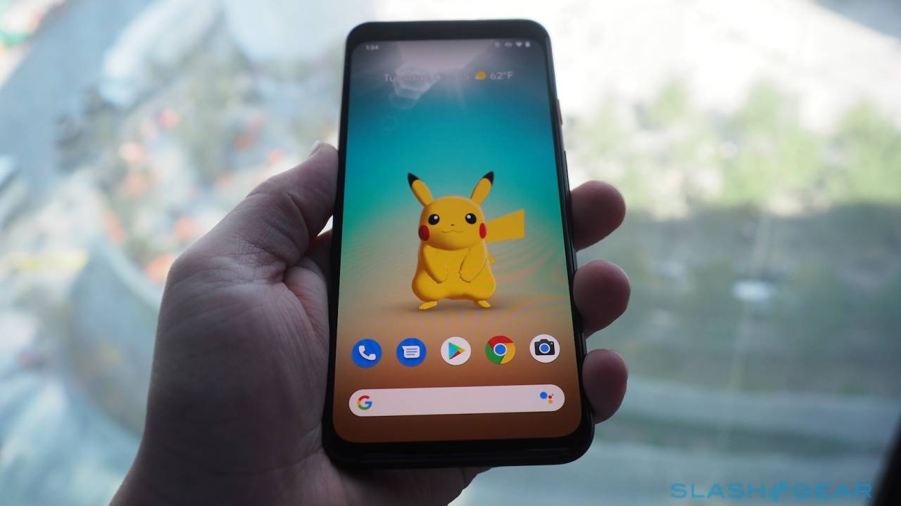 Pixel 4 Pokemon Sidekick Live Wallpaper Hands On Kawaii
