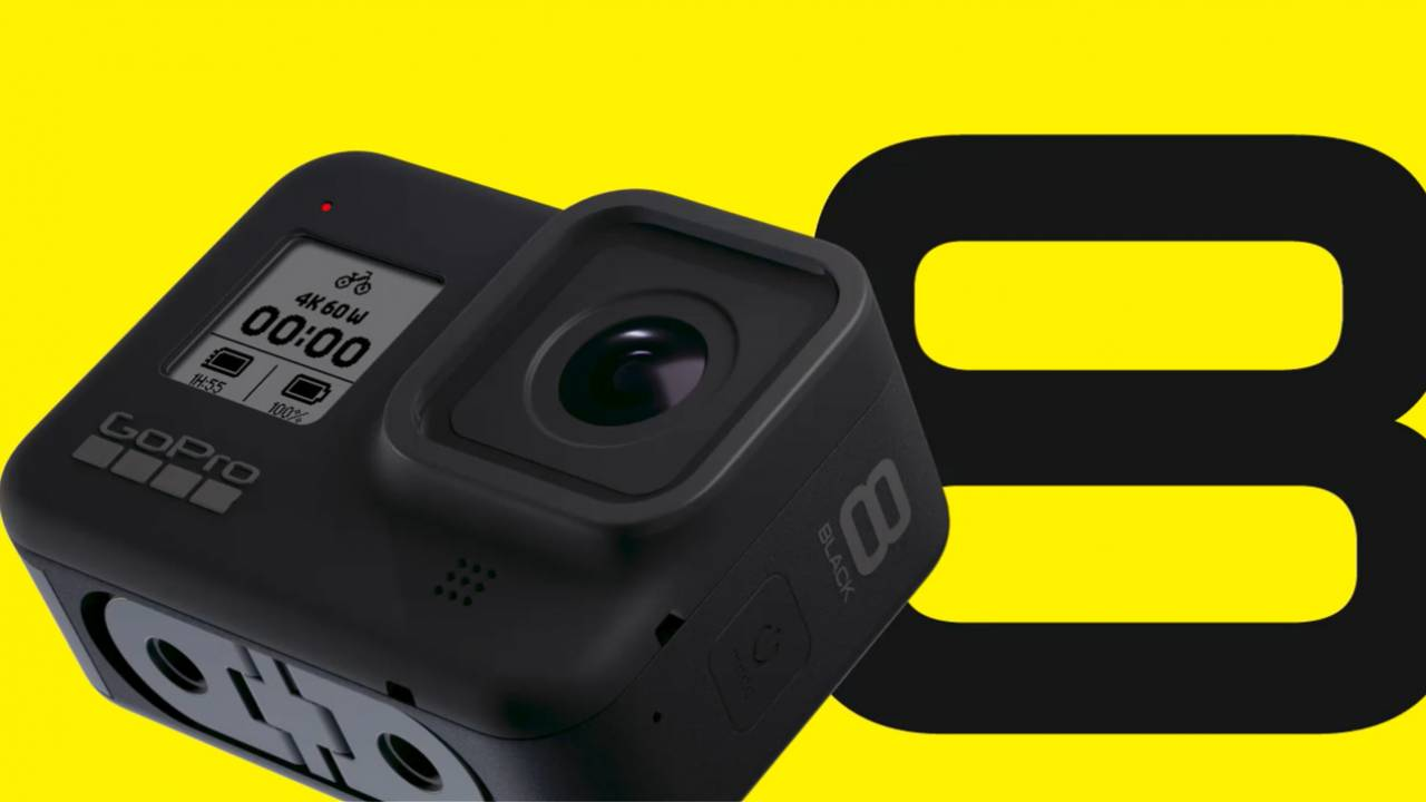 GoPro HERO8 Black debuts HyperSmooth 2.0 plus Mods add-ons