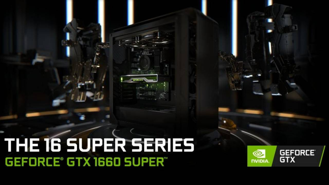 NVIDIA GTX 1660 SUPER and 1650 SUPER promise an entry-level boost