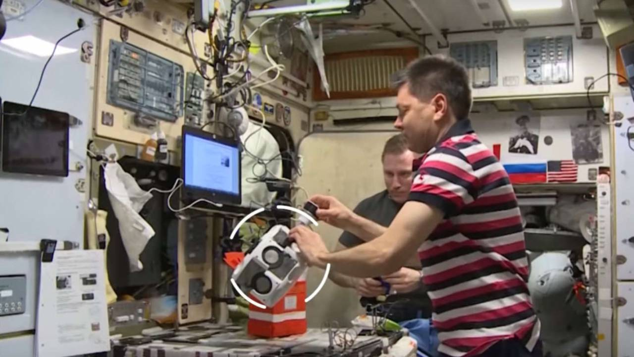 ISS experiment produces the first lab-grown meat in space