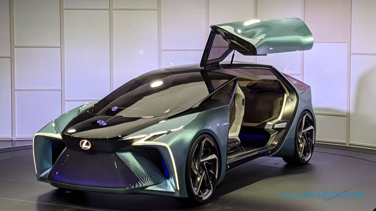 Lexus LF-30 Electrified Concept Gallery