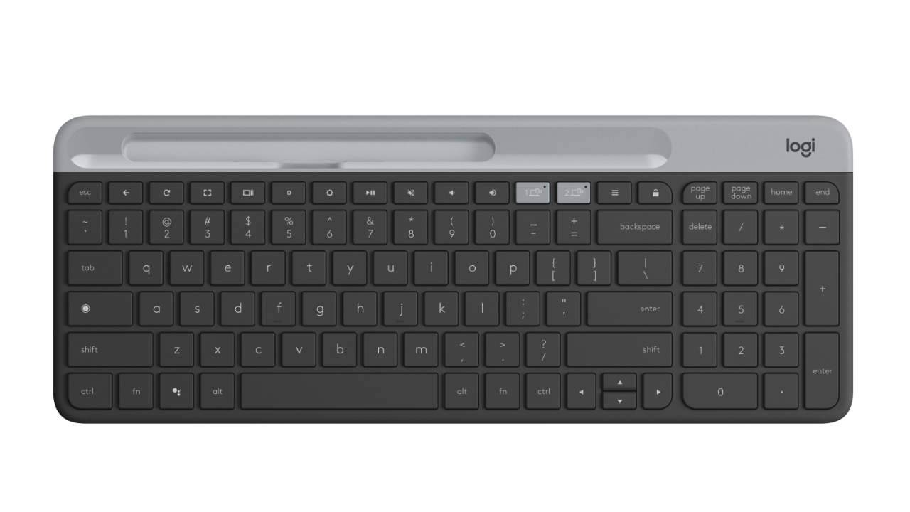 Logitech M355 mouse and K580 keyboard are made for Chrome OS