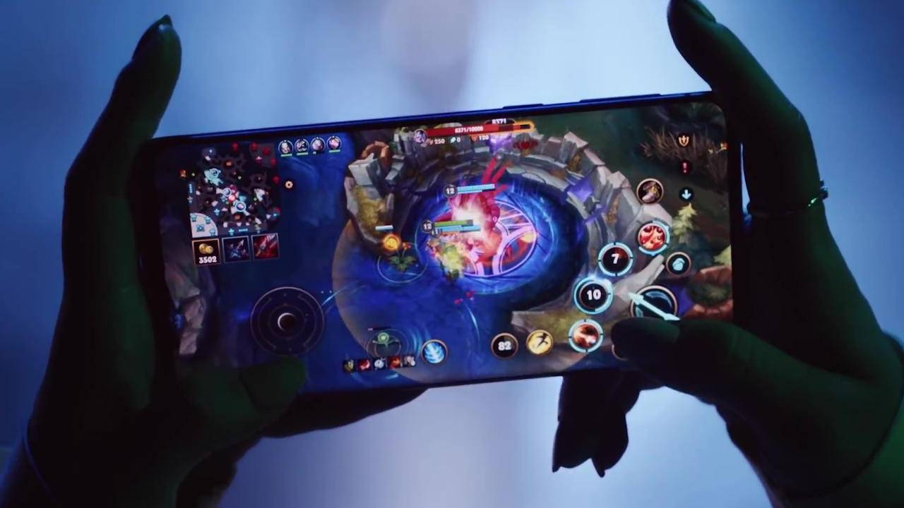 League of Legends Wild Rift is a separate LoL for mobile and consoles