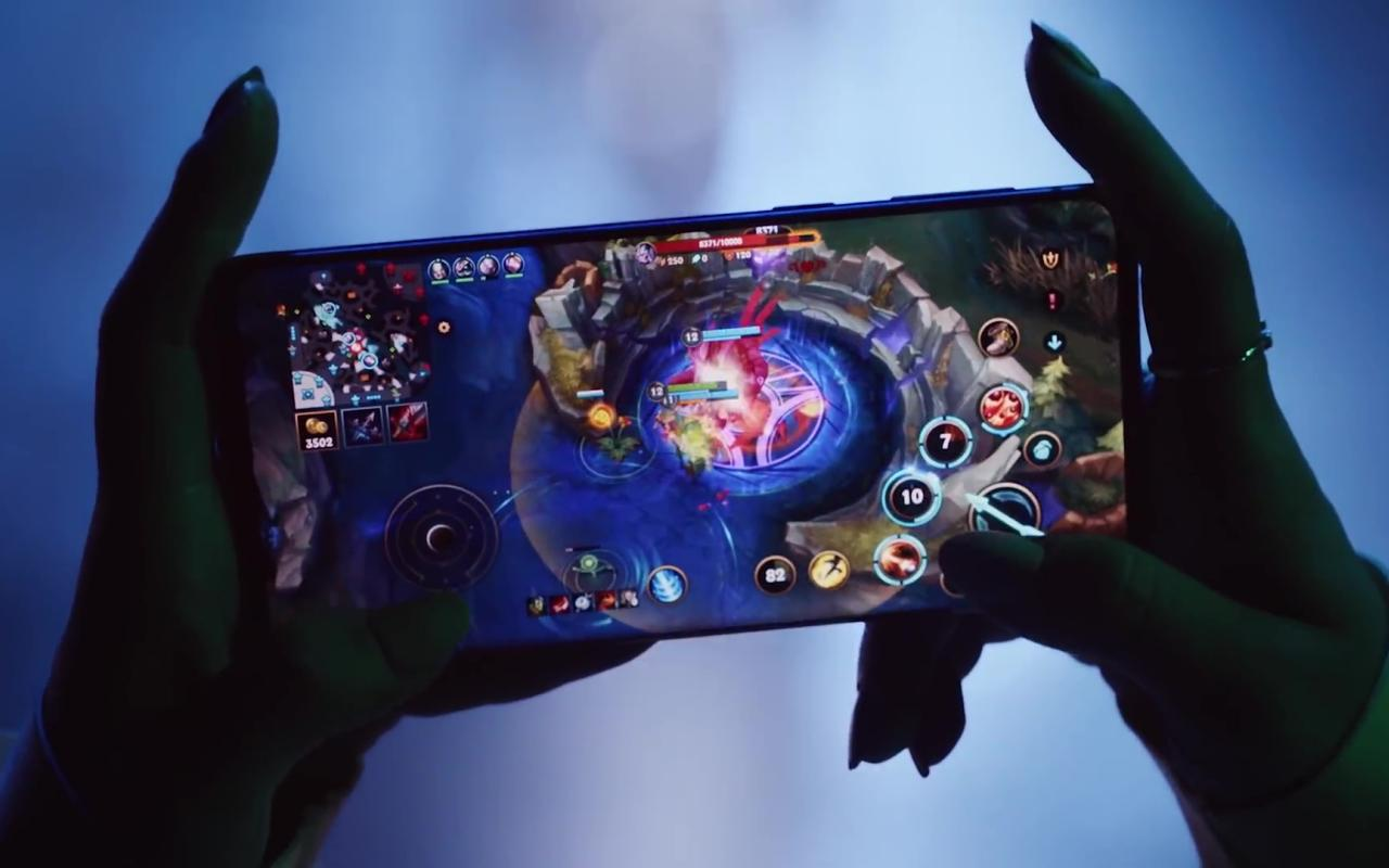 League Of Legends Wild Rift Is A Separate Lol For Mobile And Consoles Slashgear