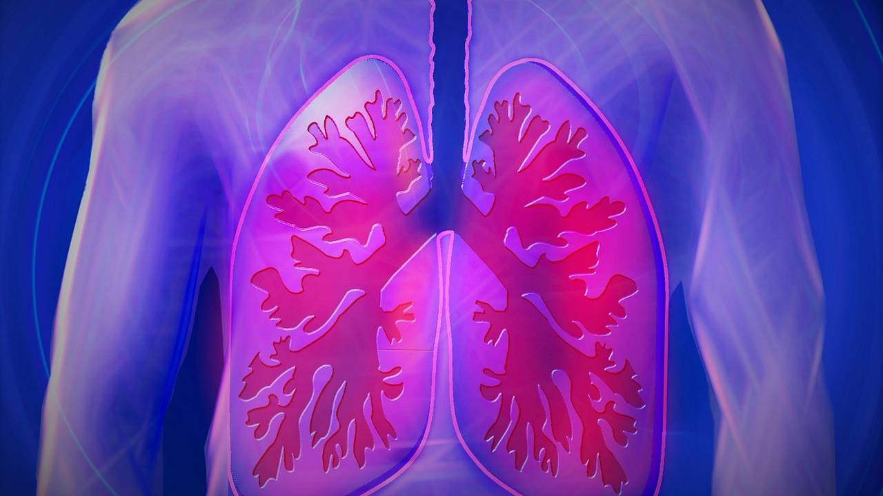 Short-term vaping can trigger the inflammation that causes lung disease