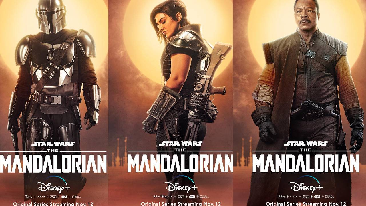 The Mandalorian's new trailer gives bounty hunters their due