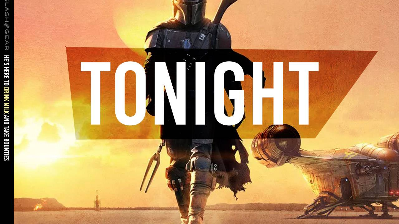 Star Wars The Mandalorian trailer release tonight: Here's what's up [UPDATE]