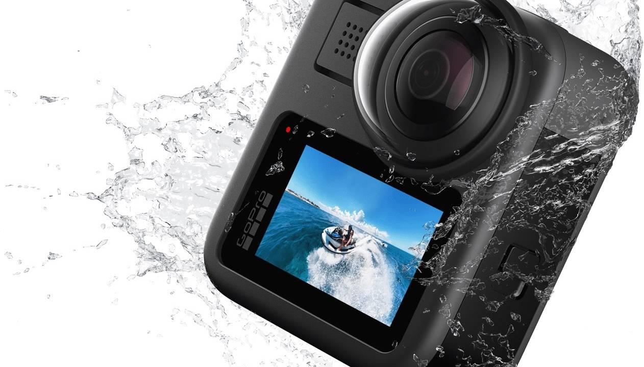 GoPro MAX 360 camera aims to fix Fusion's failings