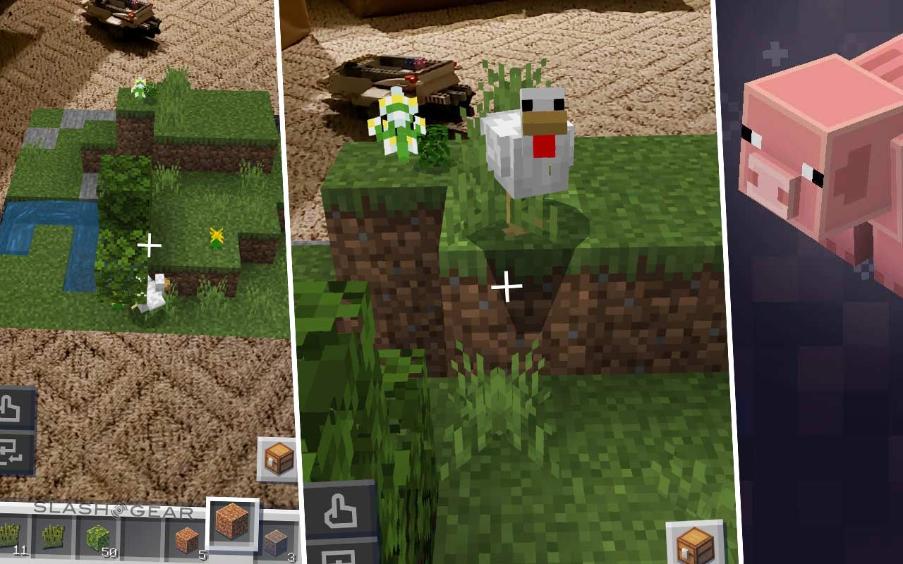 Minecraft Earth will be better than Pokemon GO: Here s why SlashGear