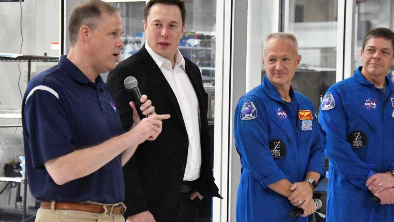 NASA confident in early 2020 first manned SpaceX mission