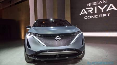 Nissan Ariya Concept Gallery