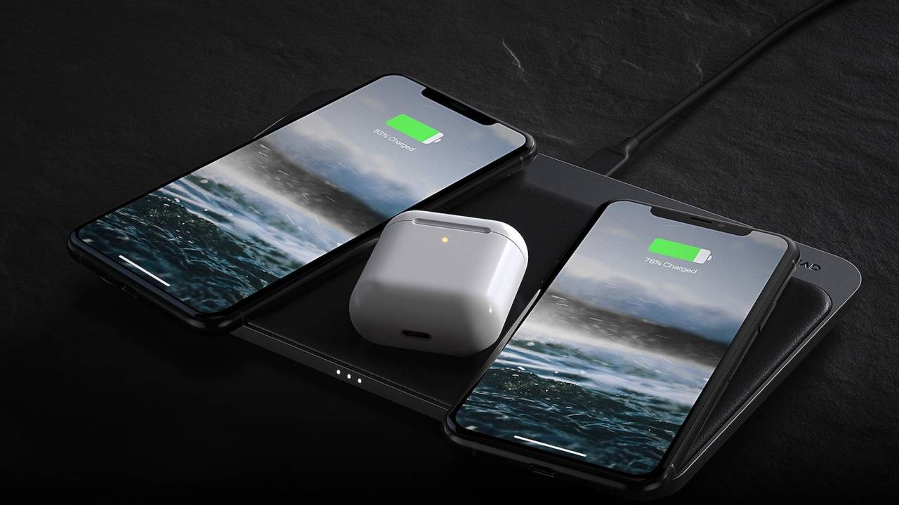 Nomad Base Station Pro promises the wireless charging pad Apple axed