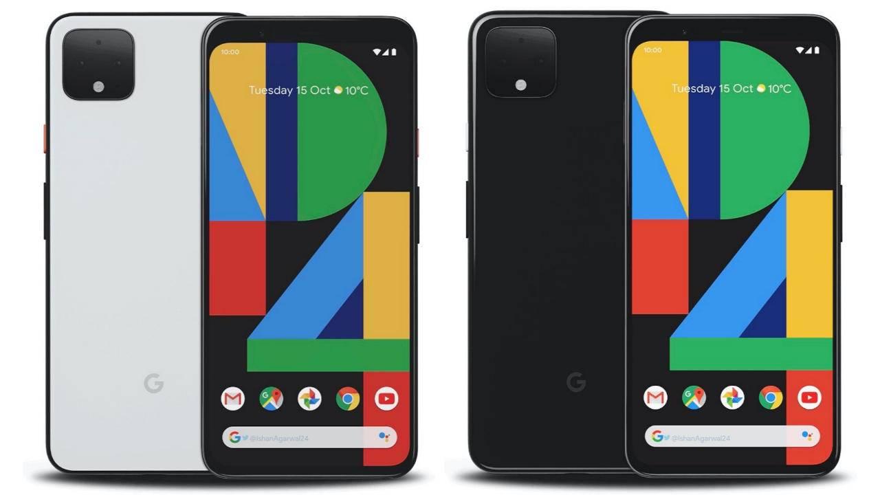 Resultado de imagen para google pixel 4