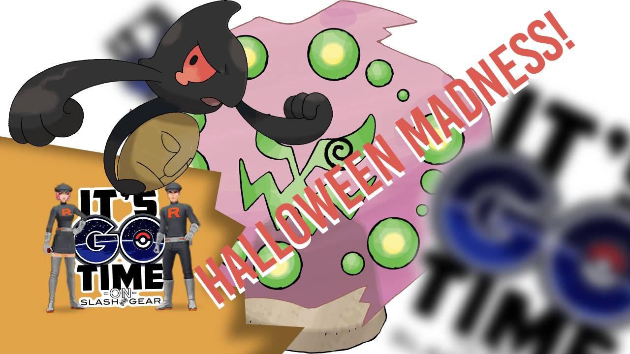 Portland Halloween Events 2020.Pokemon Go Halloween Brings Cute Costumes And 5 New Shiny