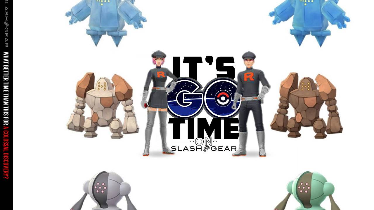 Pokemon GO Regice, Regirock, Registeel: The best Shiny legends and counters