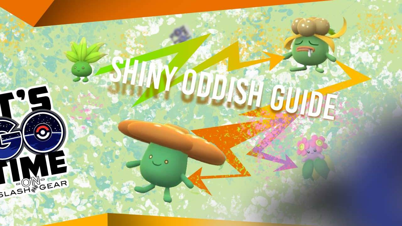 Shiny Oddish Pokemon GO guide: Everything you need to know!