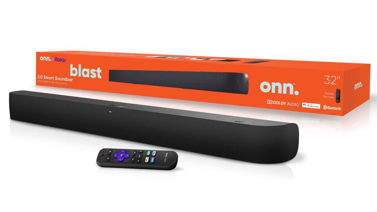 Roku and Walmart launch budget Smart Soundbar and Wireless Subwoofer