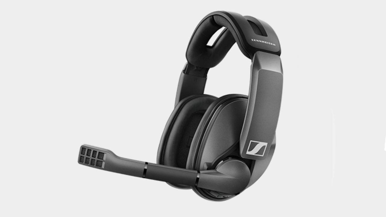 Sennheiser GSP 370 wireless gaming headset offers 100-hour battery life