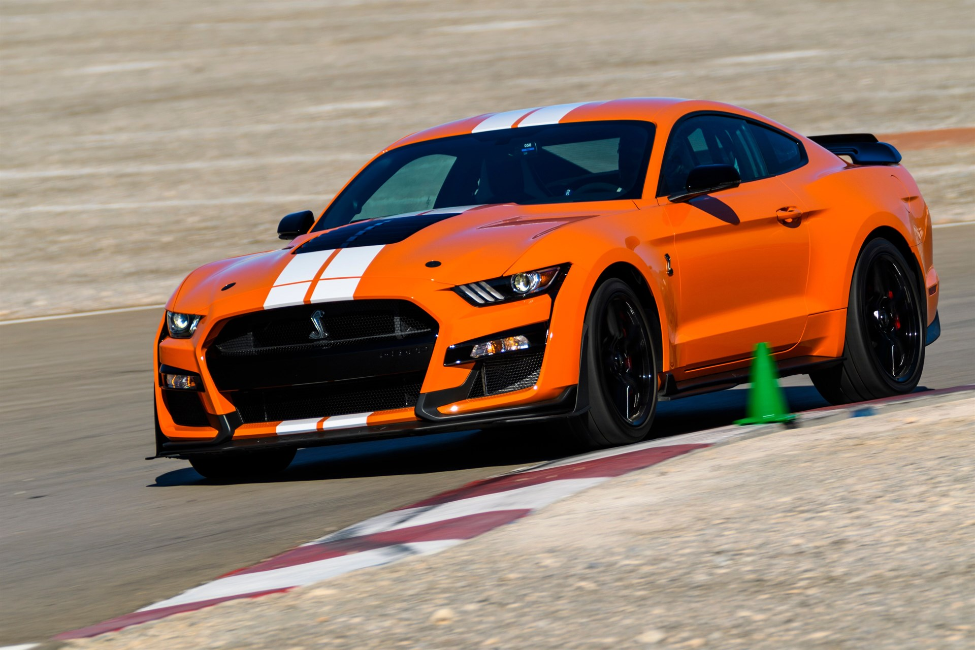 2020 Ford Mustang Shelby Gt500 First Drive Review The Boss Is