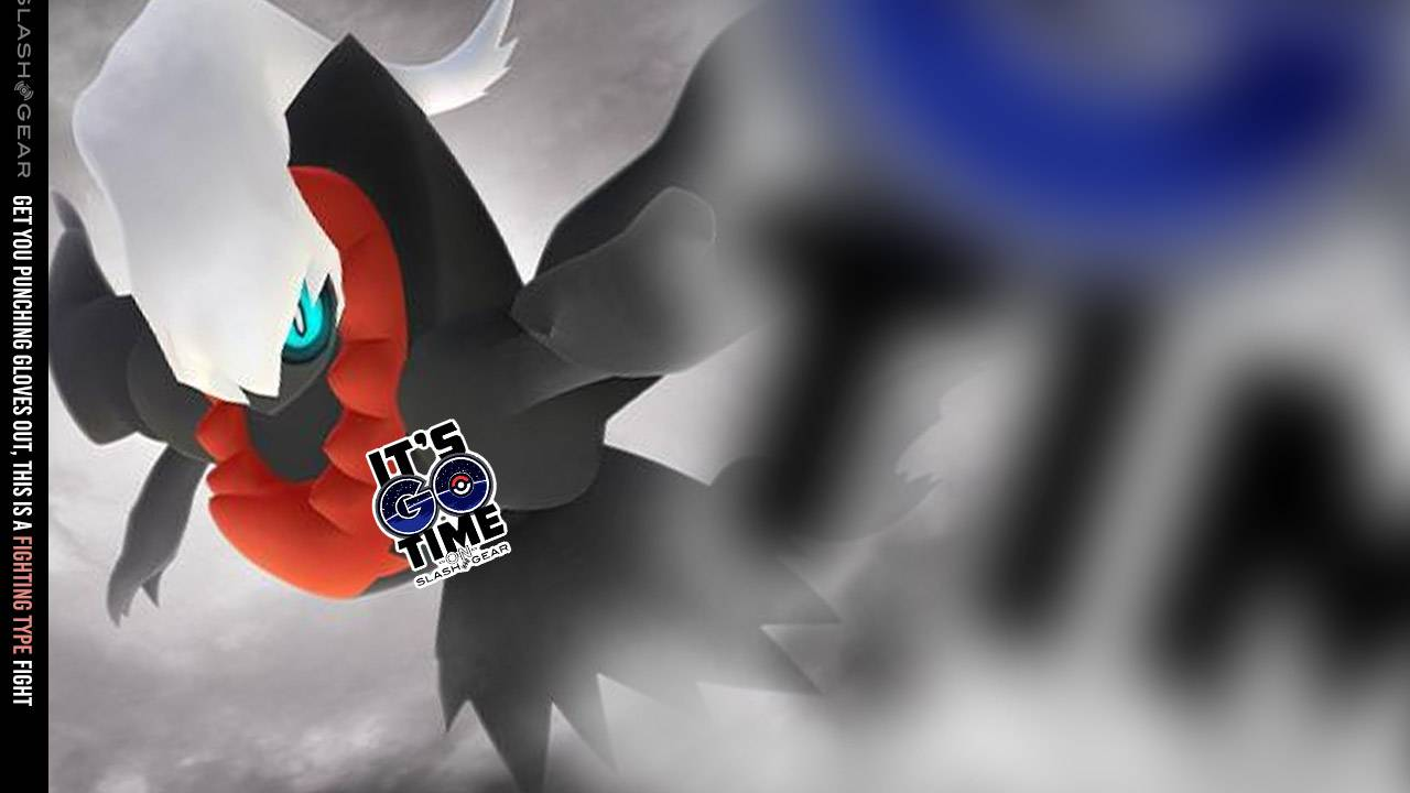Pokemon GO Darkrai Raid Hour time, best counters, weakness