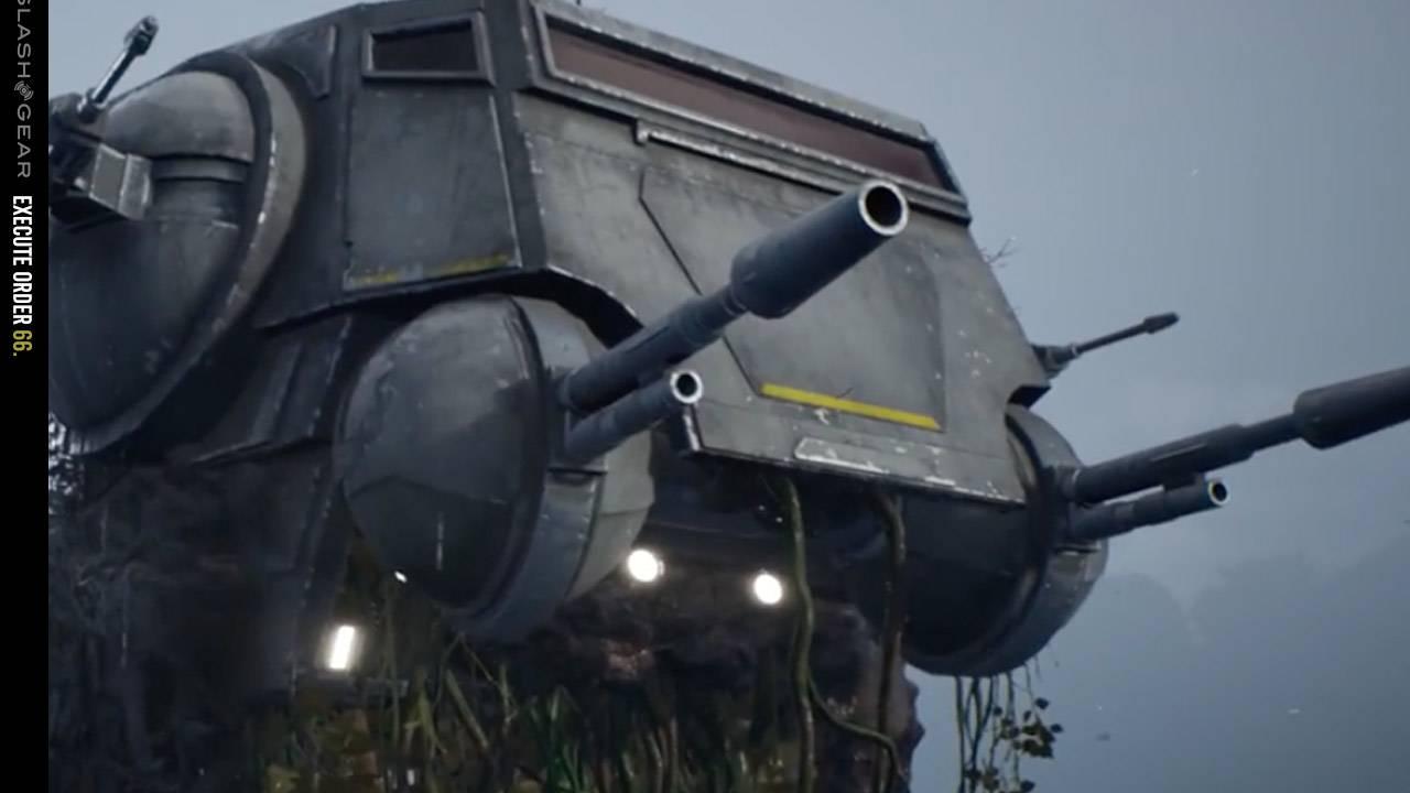 Final Star Wars Jedi: Fallen Order trailer echoes Dark Forces