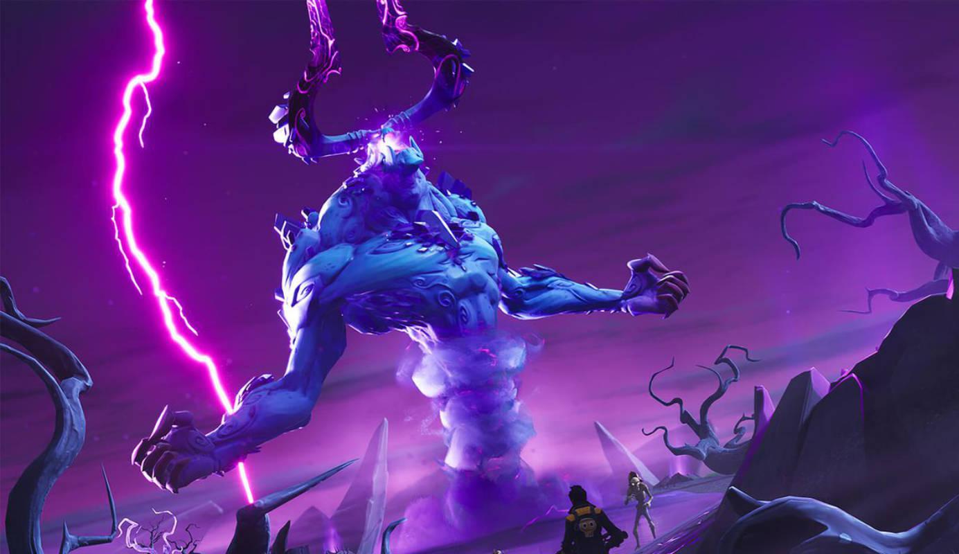 Fortnitemare 2019 Storm King LTM