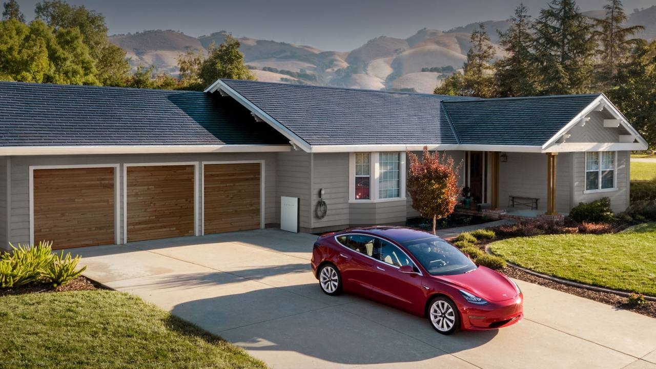 "Tesla Solar Roof V3 is ready for scale as Elon Musk reveals ""Solarglass"""