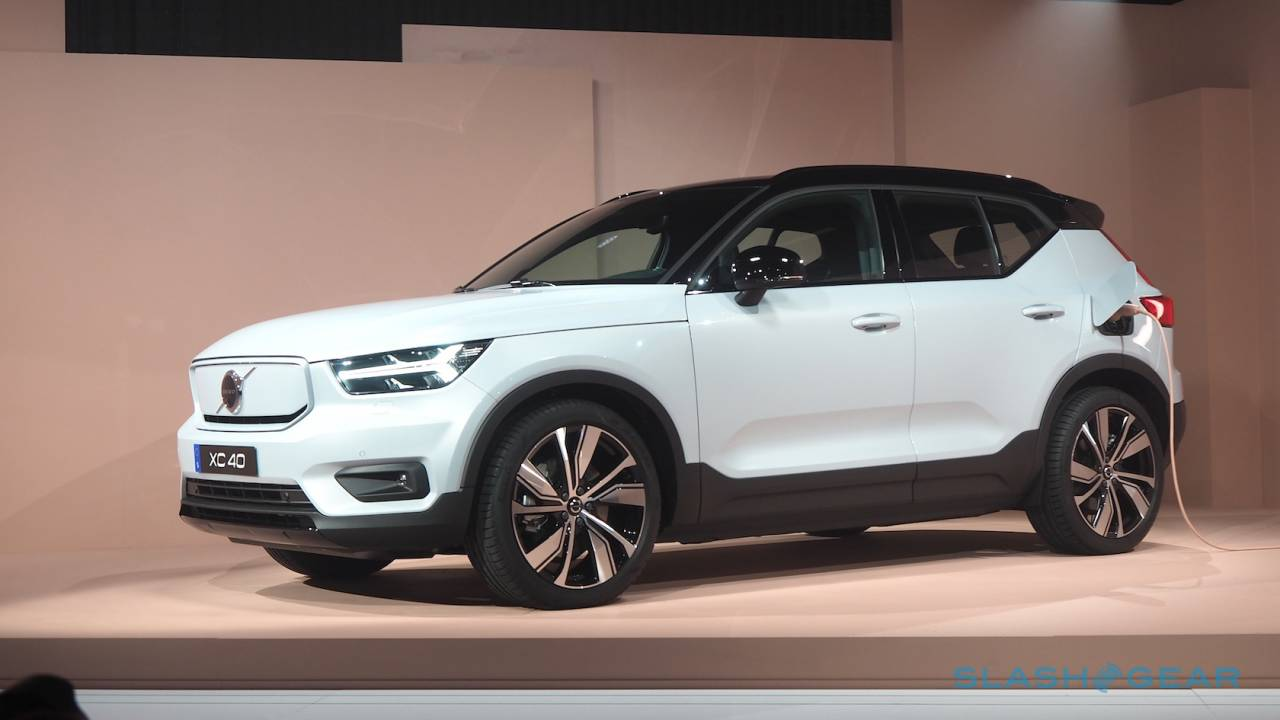 Volvo XC40 Recharge all-electric crossover revealed: Range, Speed, Tech, Price