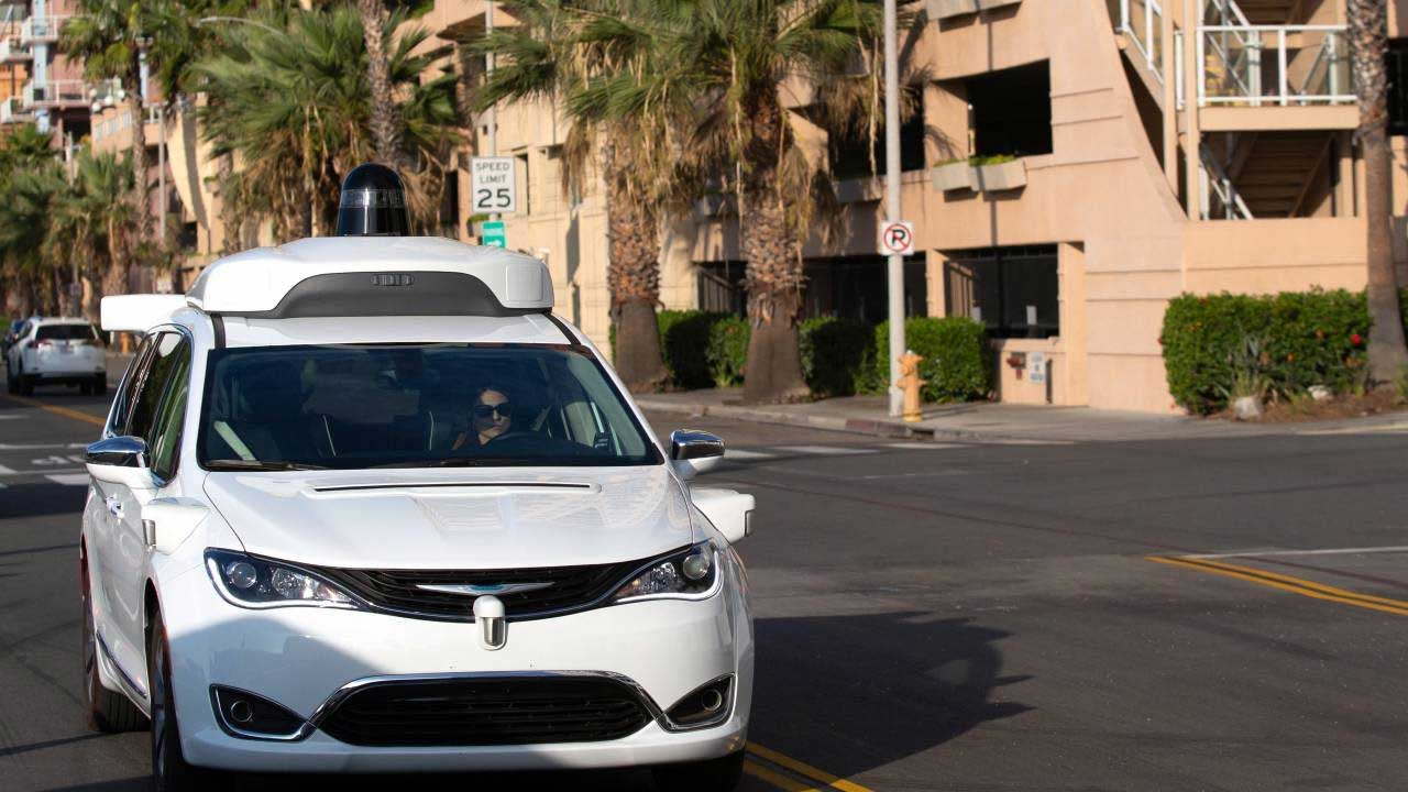 Waymo tells Arizona users their autonomous ride may not have a backup driver