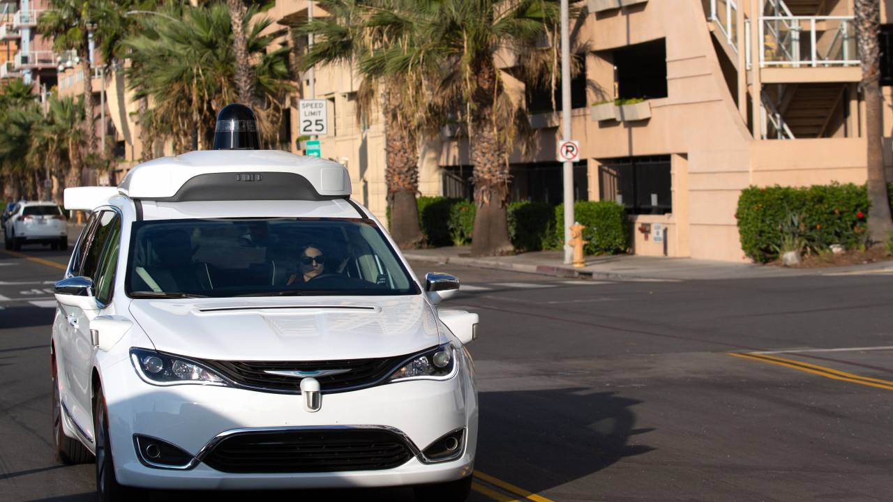 Waymo's autonomous cars arrive in LA – but don't expect a ride