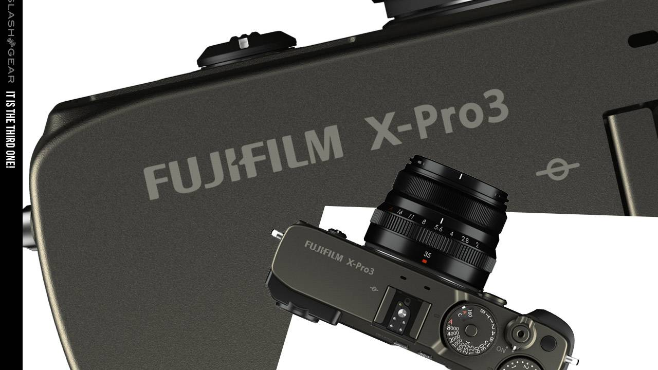 Full Fujifilm X-Pro3 price, release date range, specs official at last