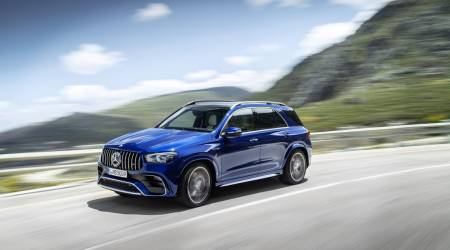 2021 Mercedes-AMG GLE 63 S SUV Gallery