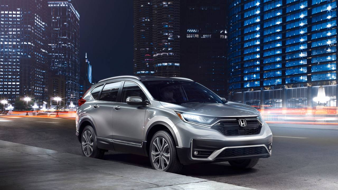 2020 Honda CR-V gains LX powertrain and new tech