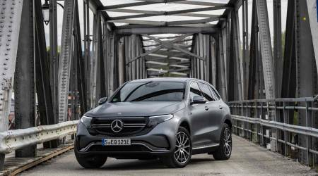 2020 Mercedes-Benz EQC: US pricing confirmed for electric SUV