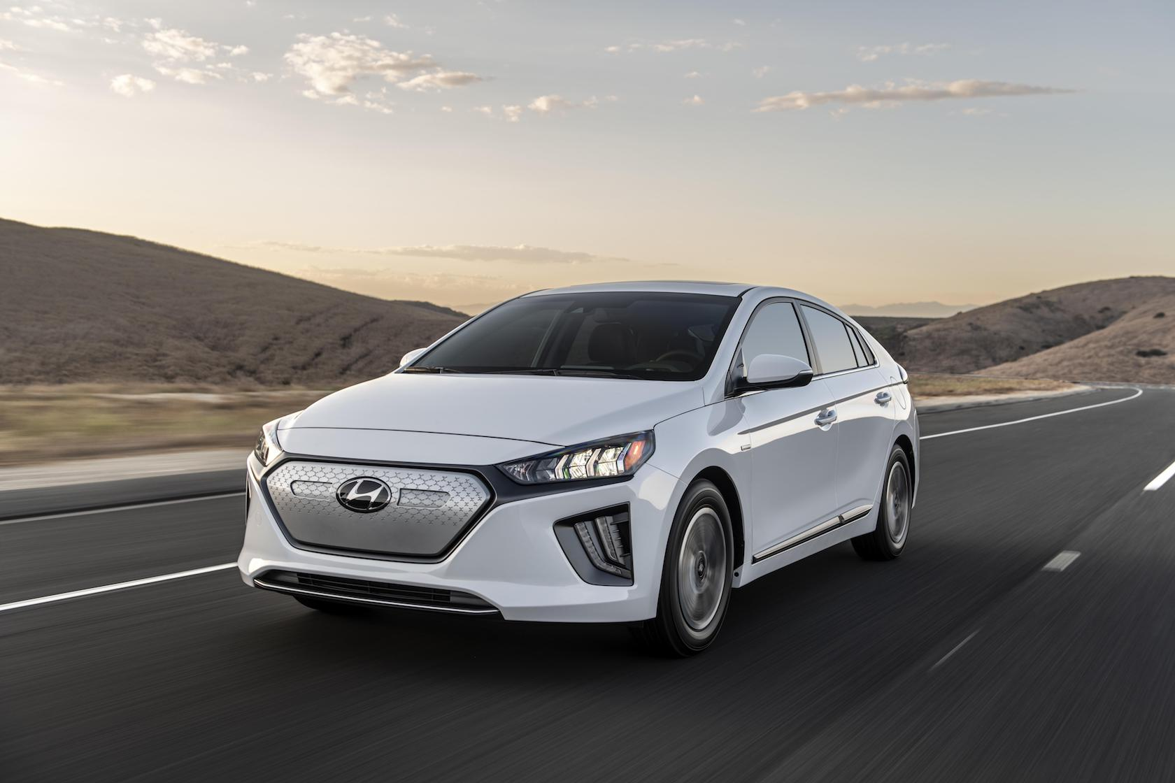 2020 hyundai ioniq electric range increase official ahead