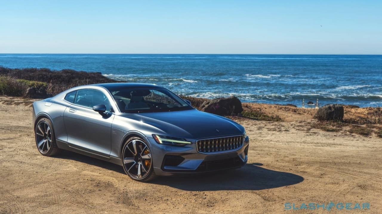 2020 Polestar 1 First Drive – Plug-in hybrid coupe previews a fast future