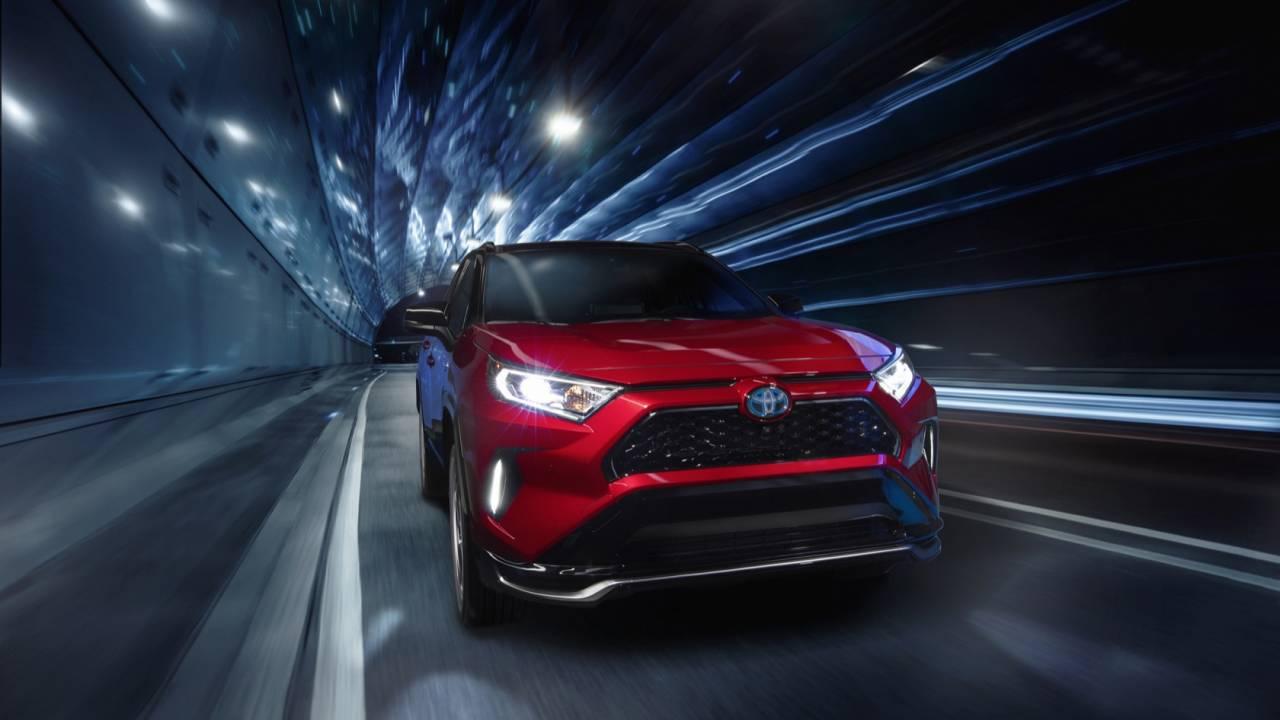 2021 Toyota RAV4 Prime Gallery