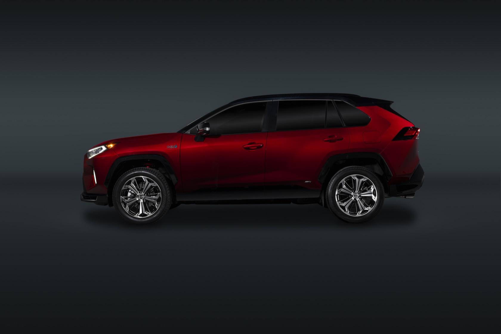 Toyota Rav4 Se >> 2021 Toyota RAV4 Prime Gallery - SlashGear