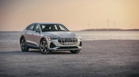 2020 Audi e-tron Sportback Gallery