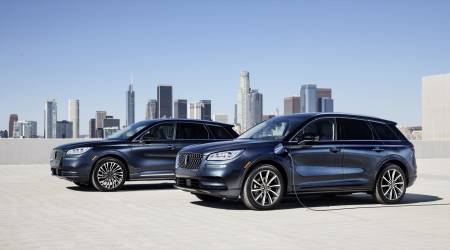 2021 Lincoln Corsair Grand Touring Gallery