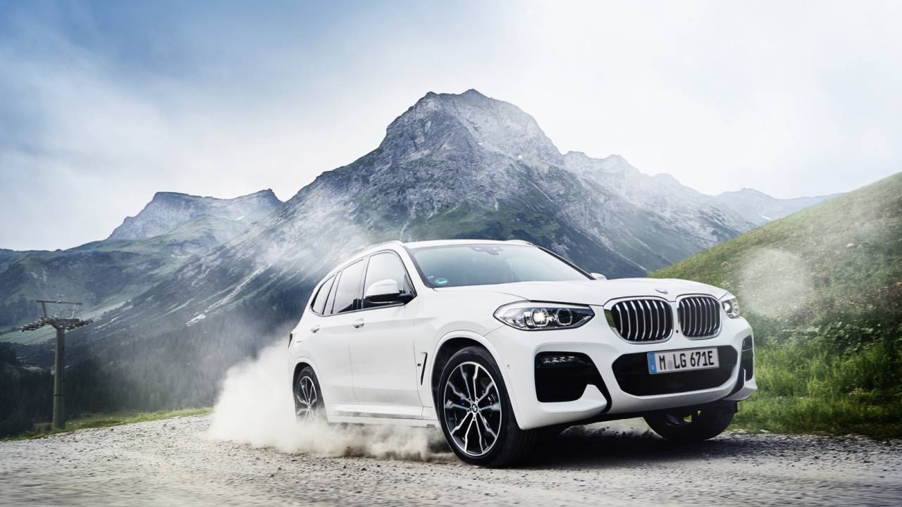 BMW X3 xDrive30e is a plug-in hybrid SUV made in America