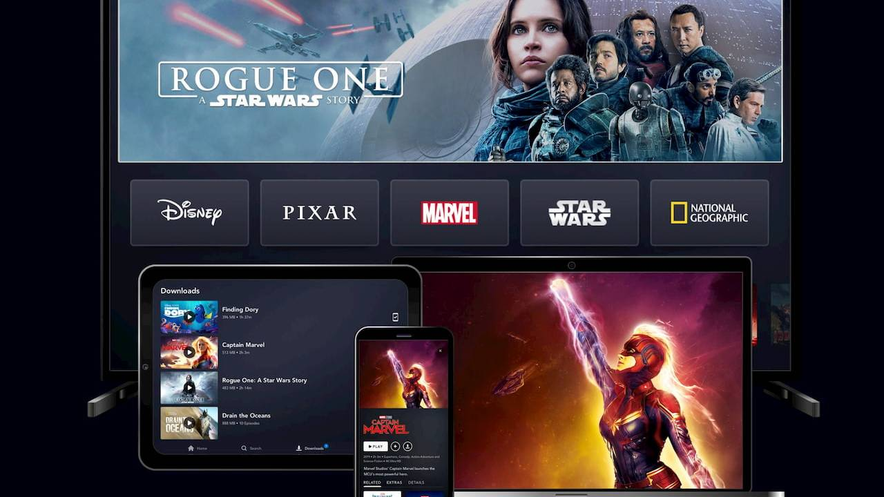 Disney Plus launches, but not without problems