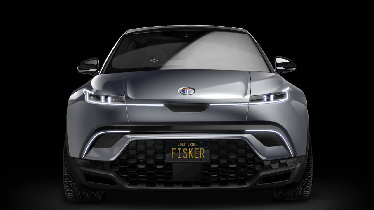 Fisker Ocean electric SUV reservations open: Solar roof and 300 mile range